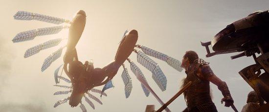 《异星战场》首曝制作特辑 原著启发《阿凡达》
