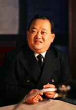 石涛(宗晓军饰演)