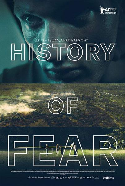 [独家影评] 《恐惧史》:过于抽象,观众不买帐