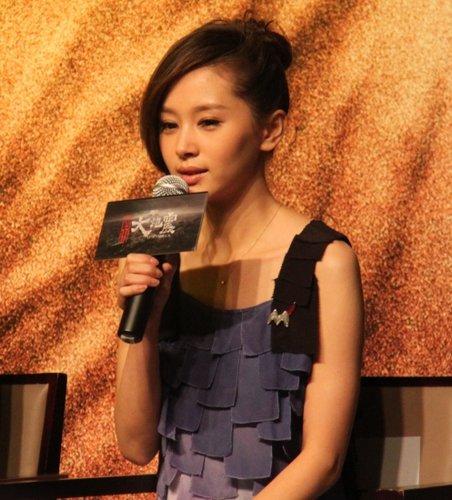 《唐山大地震》首映 冯小刚对王子文高度赞扬