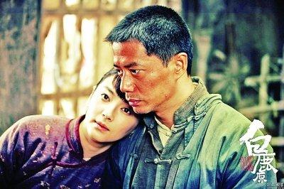 记者:这部电影田小娥是主线之一,在戏里面她和黑娃,鹿子霖,白孝文