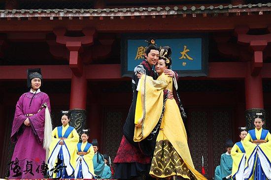 《陆贞传奇》收视攀升 痴情皇帝终赢得美人心