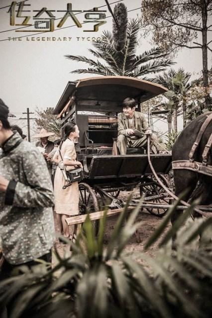 张翰狂被虐 《传奇大亨》携浙卫致敬电影拓荒者
