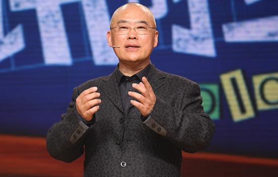 郑渊洁《开讲啦》谈教育 与小撒十年恩怨终化解