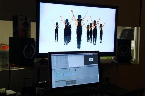 《梦幻行动》美国站第九日 探访3D特效大师