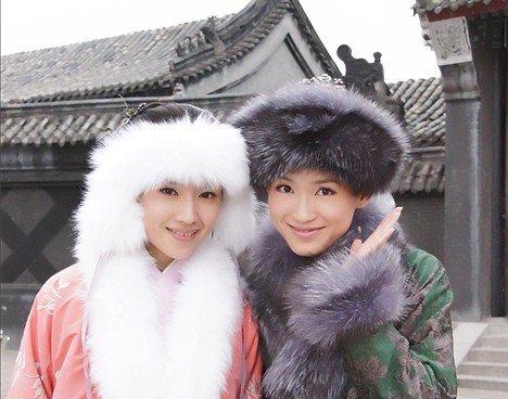 苏青《倾城雪》演绎传奇人生 与董洁情同姐妹