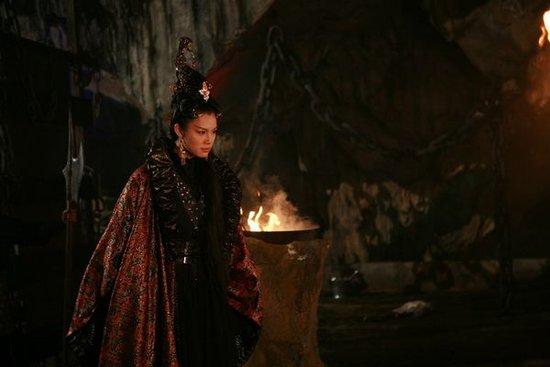 于娜《七仙女2》演金蝎 大女人小爱情苦不堪言