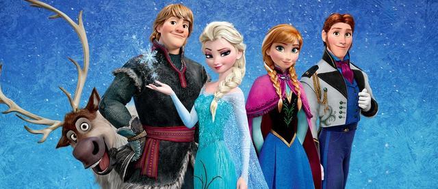 迪士尼宣布冰雪奇缘2立项