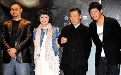 《策反者》非传统谍战剧 李雪健享受演戏不退休