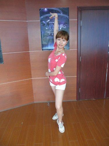 星姐报名点现湖南第一国标女