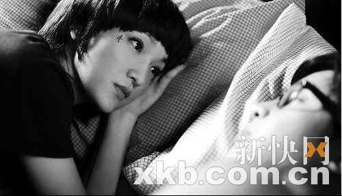 《指甲刀人魔》首映 周迅与周俊伟床戏太短太少