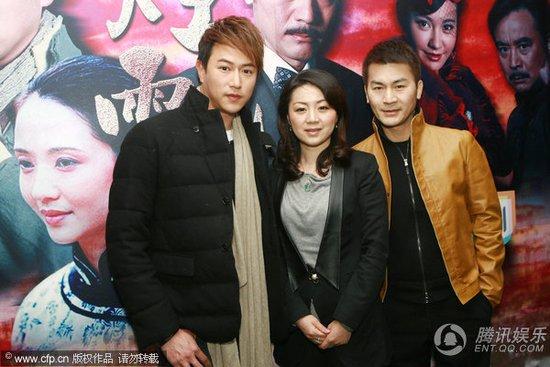 《烟雨斜阳》陈键锋破格演出 自称不会续约TVB