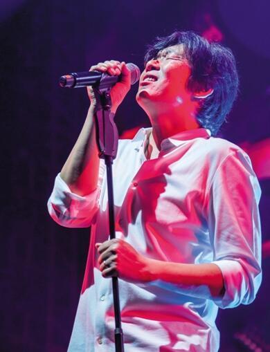 《歌手4》第三位补位歌手曝光 老狼确认加盟