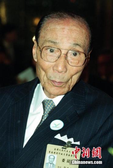 邵逸夫奖评审主席杨振宁:高瞻远瞩 到底是厉害