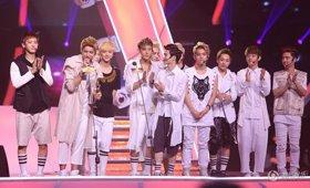 亚洲偶像盛典因EXO的到来,备受关注。