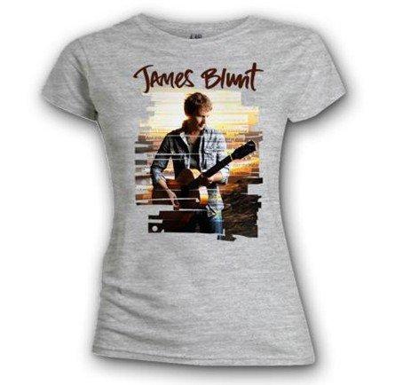 詹姆斯·布朗特个唱歌单公布 纪念T恤限量发售