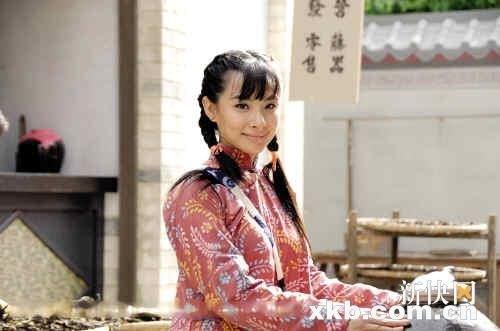 刘璇演《女拳》受无线力捧 花旦陈法拉靠边站