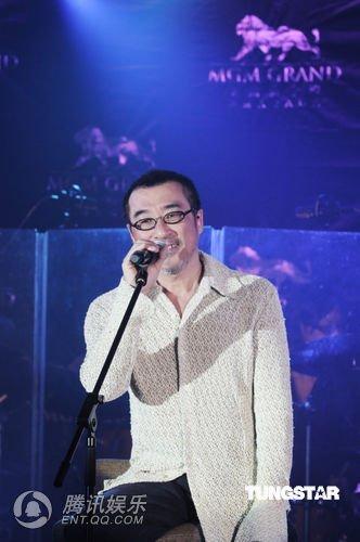 澳门美高梅李宗盛演唱会 首次近距离为宾客献唱