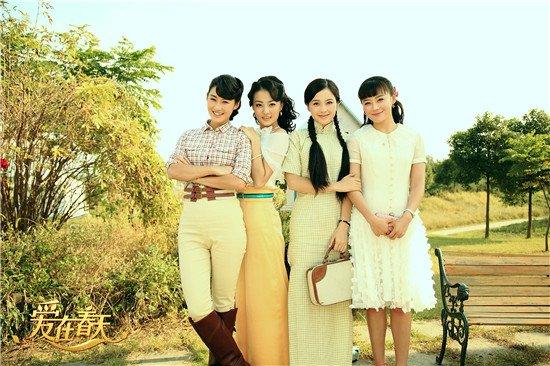《爱在春天》首战告捷 开播收视超《陆贞》