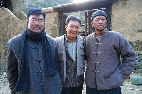 杨怀民进军大陆+首与李幼斌合作《中国地》