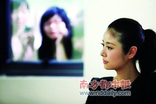 《活该你单身》广州首映礼 林心如不怕做剩女