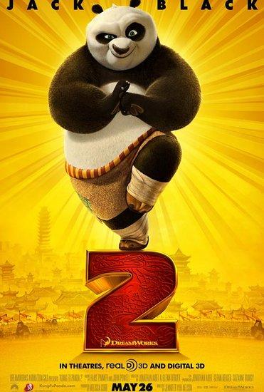 视频:《功夫熊猫2》发最新预告 反派孔雀曝光