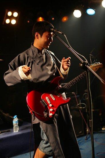 """2011教父乐队取""""道""""常州 献唱""""穿越·爱"""""""