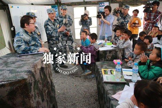 灾区独家专访韩红:为筹钱到处磕头 内心很愤青
