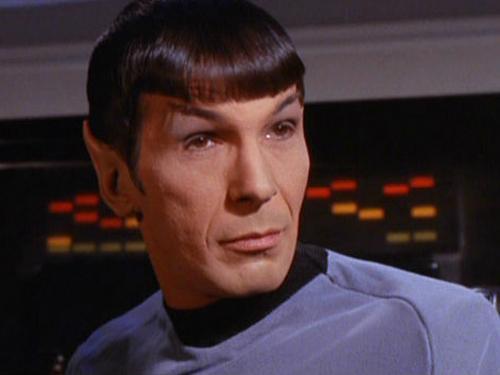 """曾经在科幻大片《星际迷航》中扮演""""史波克""""的好莱坞男星伦纳德&#183图片"""