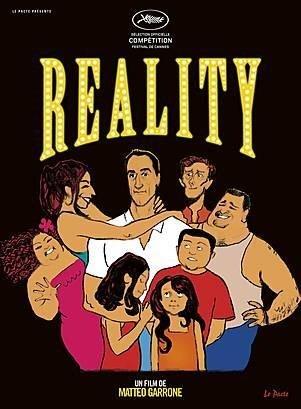戛纳竞赛片《现实》:现实,电视带人上天堂