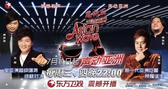 量化评价对比 《中国好声音》PK《声动亚洲》