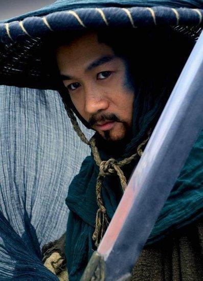 高虎演绎新版《水浒传》 青面兽杨志热力来袭