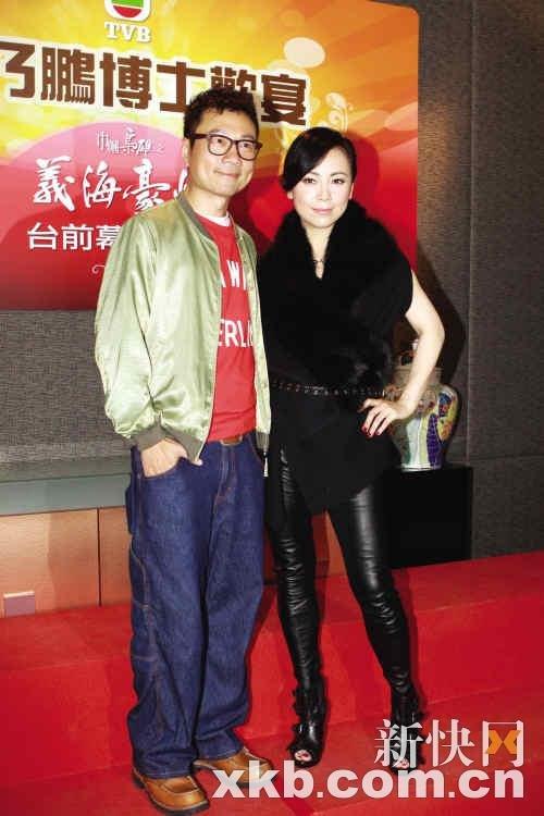 TVB高层哄视后签约 邓萃雯无意称九姑娘大把钱