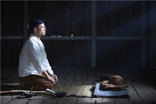《中国远征军》收官在即 谭凯演绎武士道精神