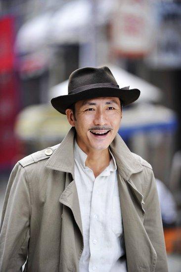 《借枪》主创简介:张子健——饰演 安德森