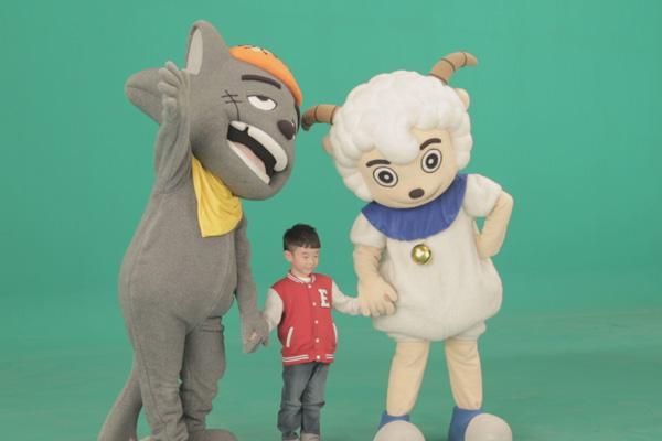 《喜羊羊7》将映 杨阳洋成最萌喜羊羊代言人