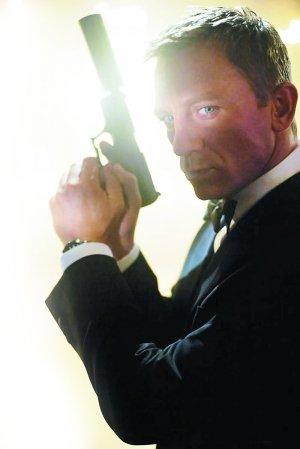 米高梅破产 公司重组《007》《霍比特人》照拍