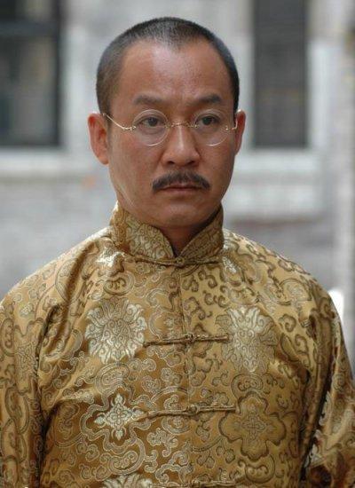 第25届中国电视金鹰节男演员候选人马少骅