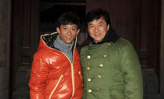 张一山和他的兄弟小江湖