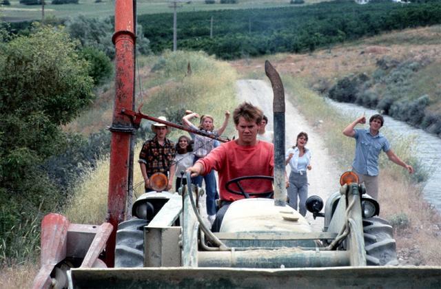 浑身是劲 美国1980年代农村有多土