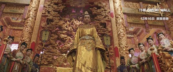 专访王俊凯:演完《长城》觉得自己太伟大了