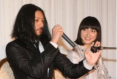 小田切让妻子香椎由宇怀孕五月 明年春季生二胎