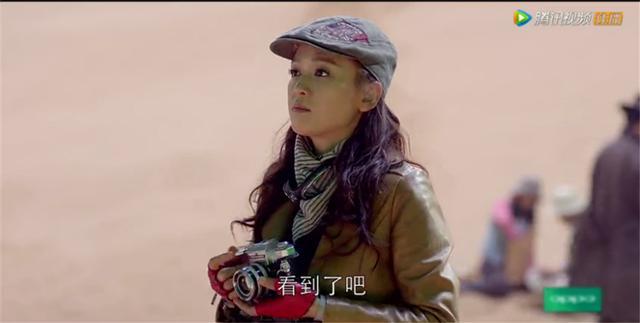 陈乔恩:不排斥做偶像剧女王 一年仅休息20天