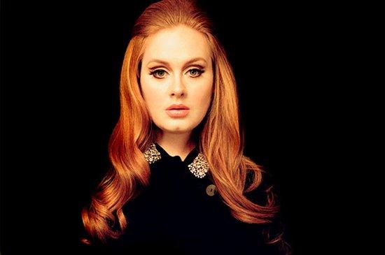 Adele《21》重返专辑榜冠军 历史排名前三位