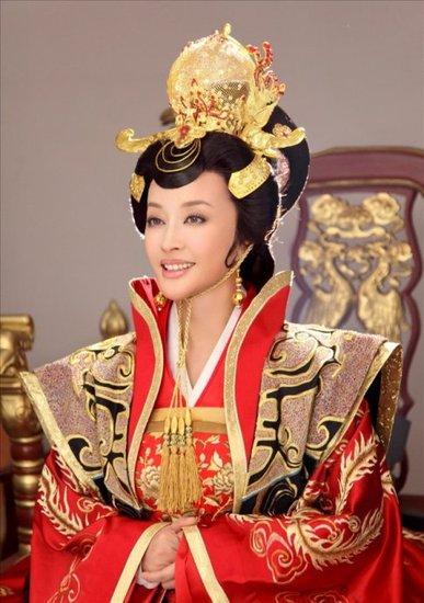 《武则天秘史》热播 刘晓庆巅峰力作演技难超越