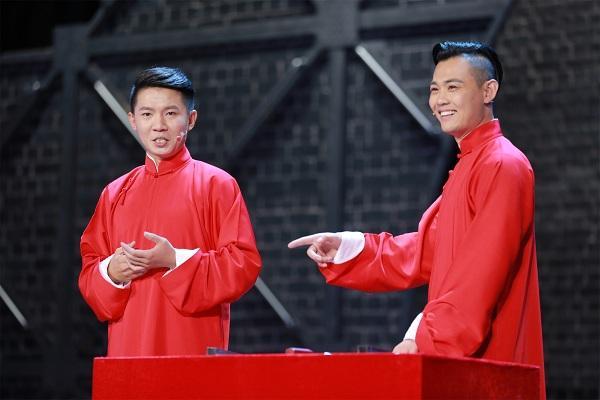 《笑傲江湖》第三季收官 卢鑫玉浩获年度总冠军