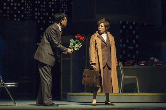 话剧《办公室的故事》将演 唤醒你的爱情欲望