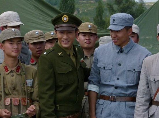 《战火西北狼》将登央视 刘恺威演绎战场兄弟情