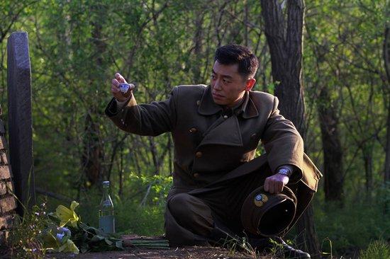 朱亚文《远去的飞鹰》硬汉回归 终结伪娘时代