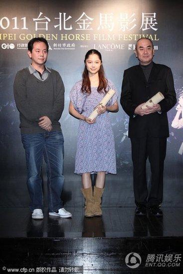 宫崎葵获邀为金马颁奖 抵台宣传尴尬不懂中文